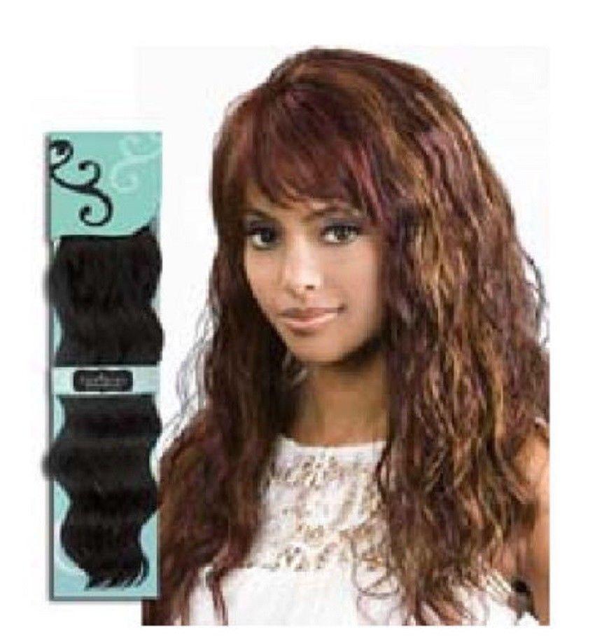 Ocean Wave Bobbi Boss Indi Remi Premium Virgin Hair Weave Extensions