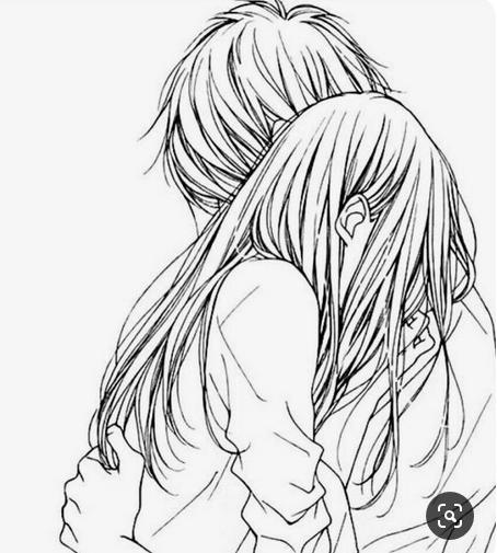 27 Gambar Anime Keren Yang Mudah Di Gambar 25 Sketsa Anime Couple Yang Mudah Di Gambar Download 1051 Best Couple P Di 2020 Gambar Anime Pasangan Manga Manga Anime