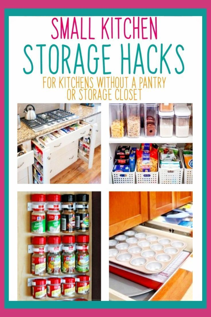 Apartment Organization Hacks - Clever Storage Ideas for ...