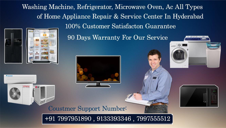 Godrej Refrigerator Service Center In Hyderabad Refrigerator Service Washing Machine Service Samsung Washing Machine