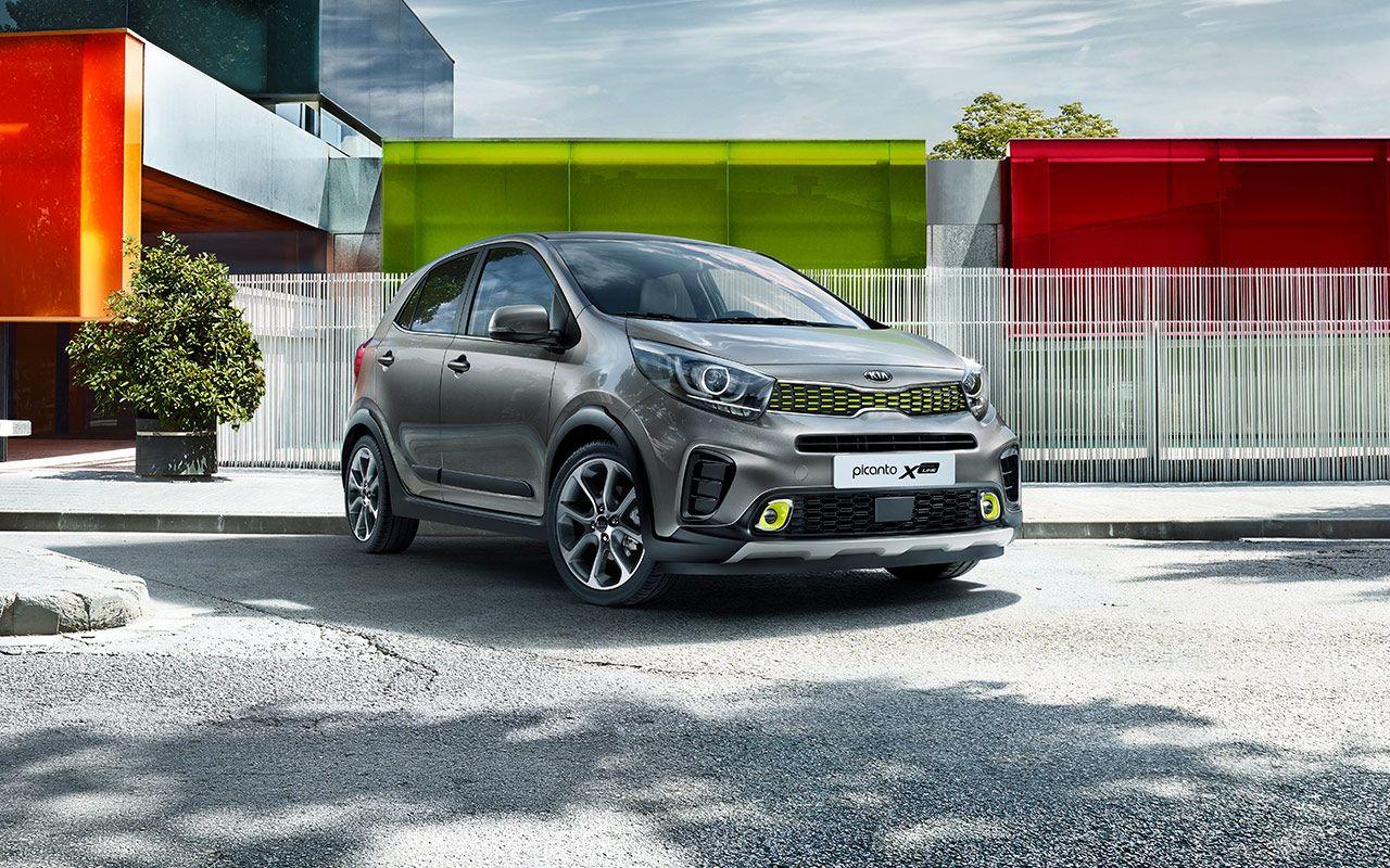 Kia Picanto 1 0 T Gdi X Line Nel 2020 Auto Auto Nuove Automobile
