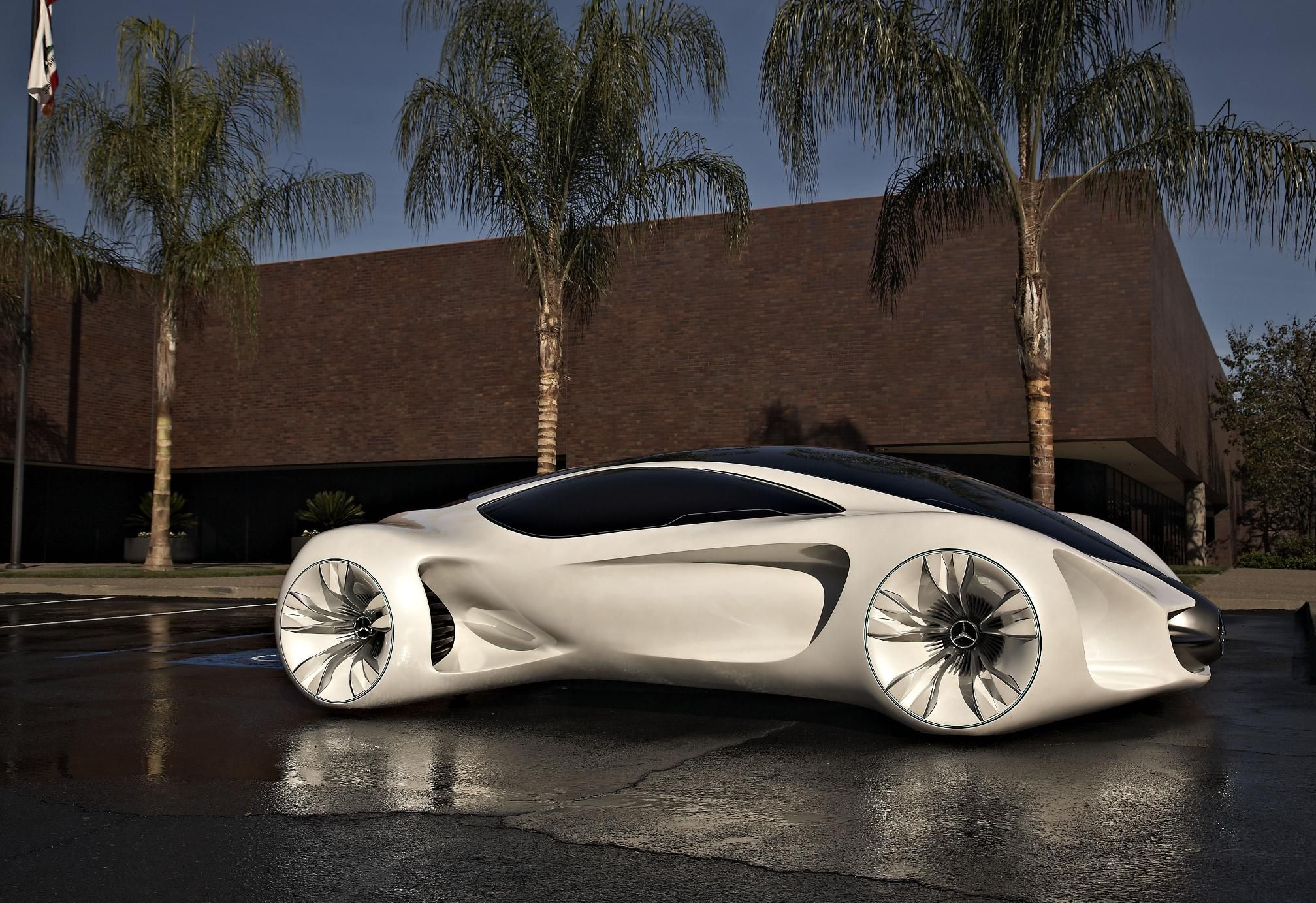 Mercedes Benz Biome Concept Super Voiture Voiture Voiture Neuve