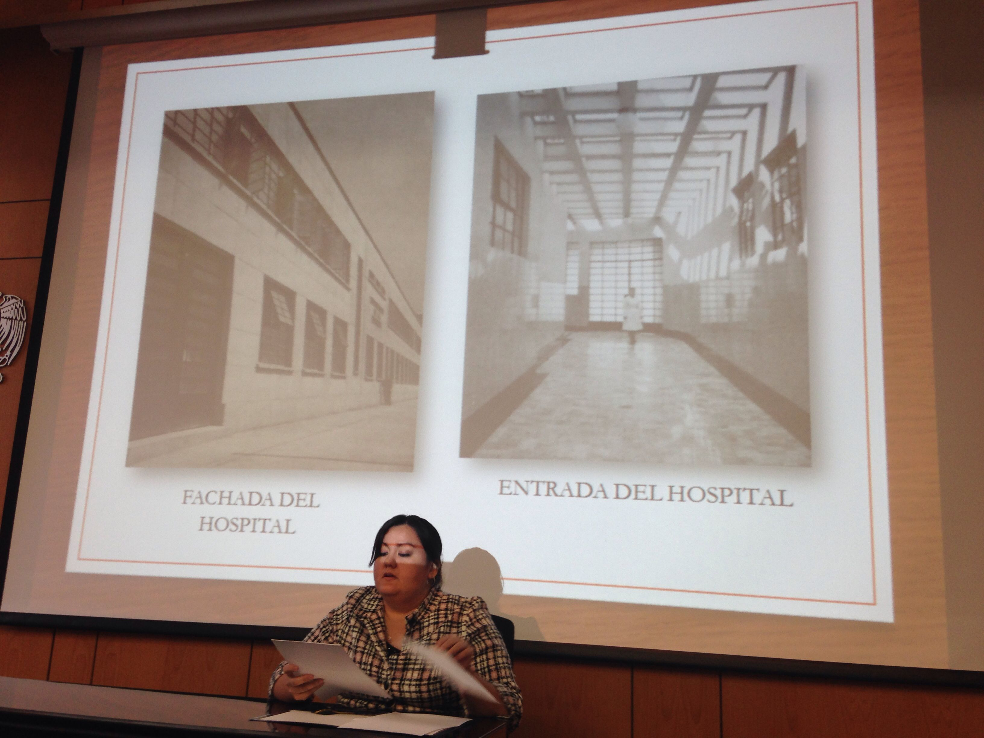 Segundo día en XIV congreso mexicano de la historia de la ciencia y la tecnología con la participación de la Dra Bonny  y la Dra Harumi Villa en @palaciomedicina