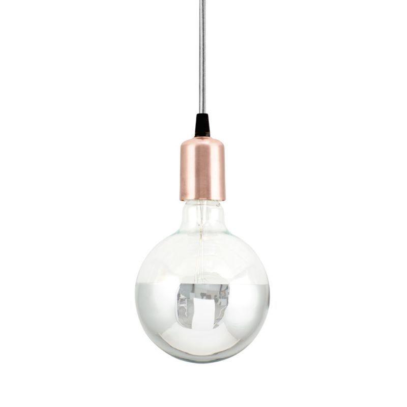 The Downtown Minimalist Copper Cord Pendant - Barn Light Electric ...