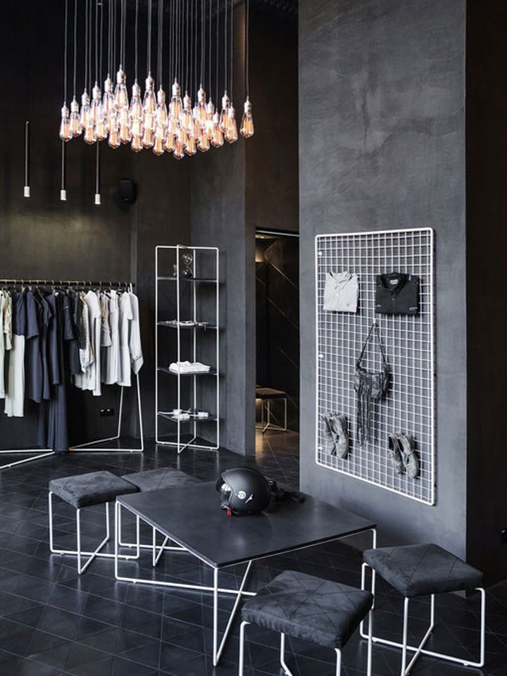 Stock Room Design: Ukraine » Retail Design