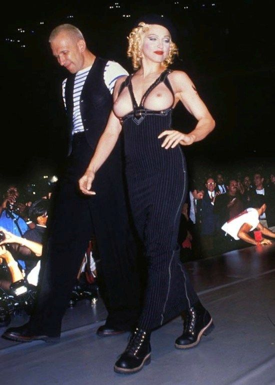 Madonna in the 90s fashion 47