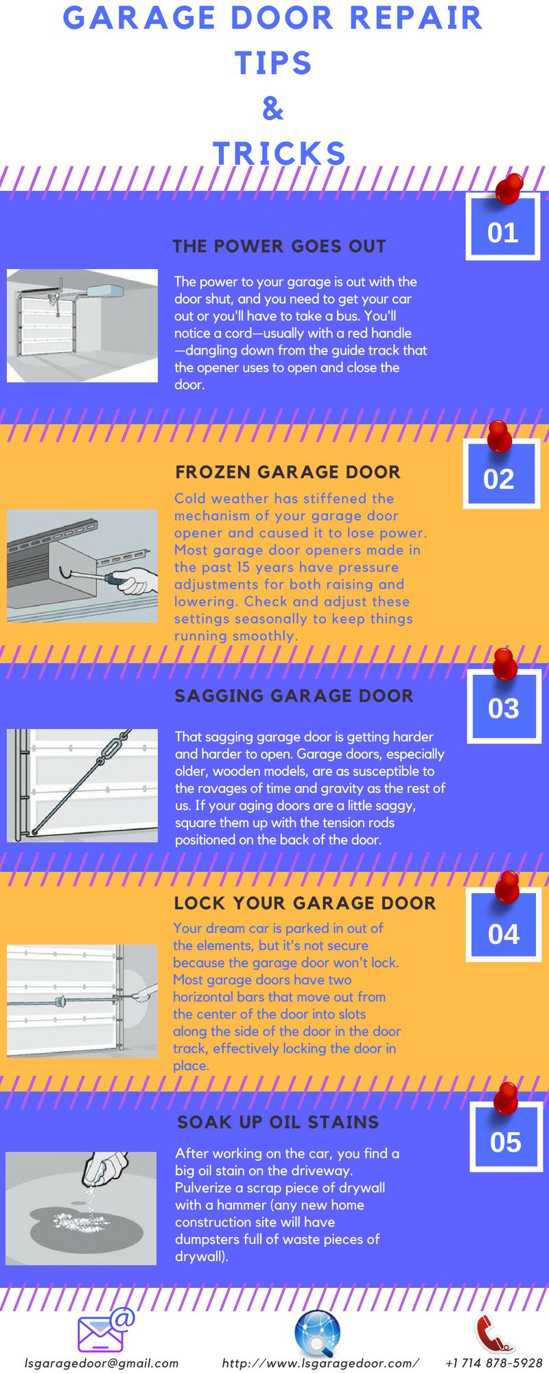 Garage Door Repair Is An Obvious Job To Every Home Owner Repairing