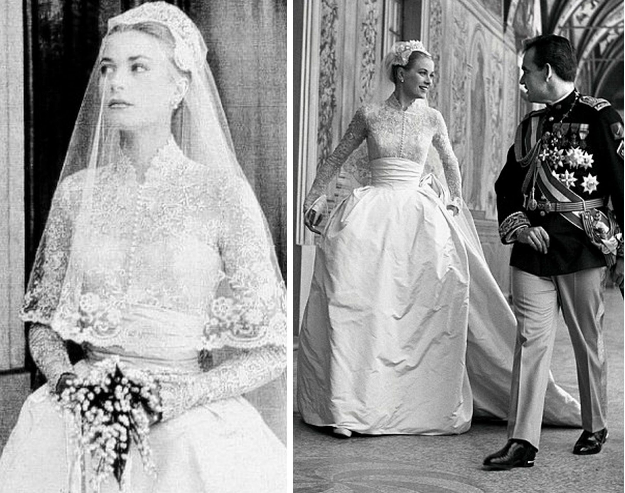 WE HEART GRACE! | Grace kelly, Grace kelly wedding and Wedding dress