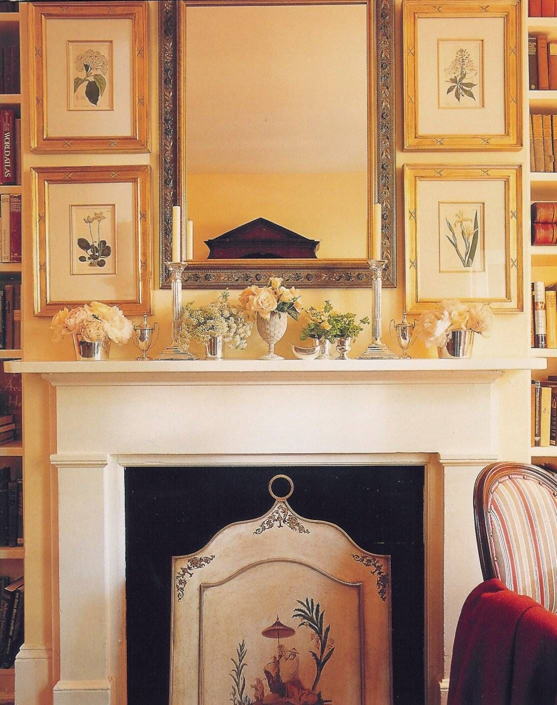 Charlotte moss interior from victoria magazine interiors we love