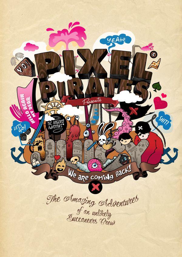 Pixel Pirates project