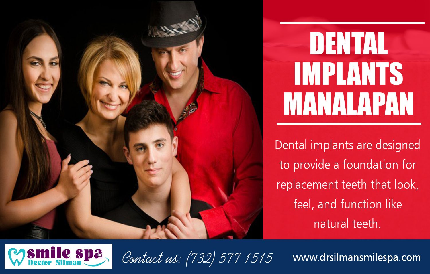 Contact alex silman dds and inna silman dds or manalapan
