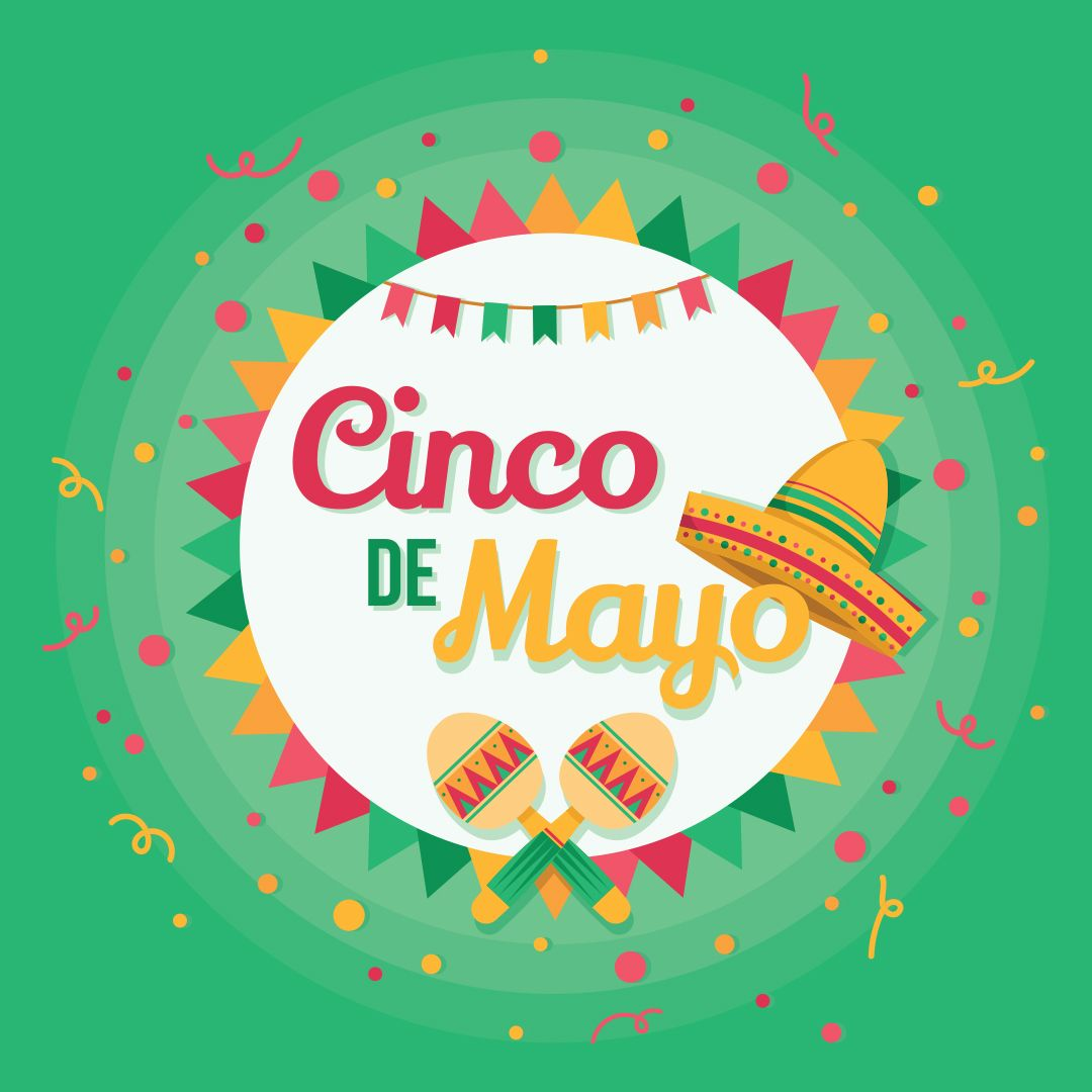 Happy Cinco De Mayo From First Financial Credit Union