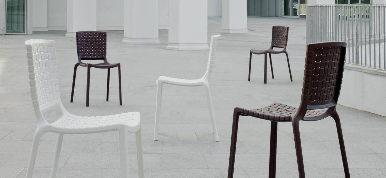 Sedie Per Esterno Da Bar.Tatami Pedrali Tatami 305 E Una Sedia Design Per Esterno