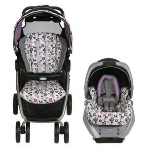 Target Mobile Site - Graco Dynamo Lite Ride Travel System - Paige. Miss Giuliana's travel system!
