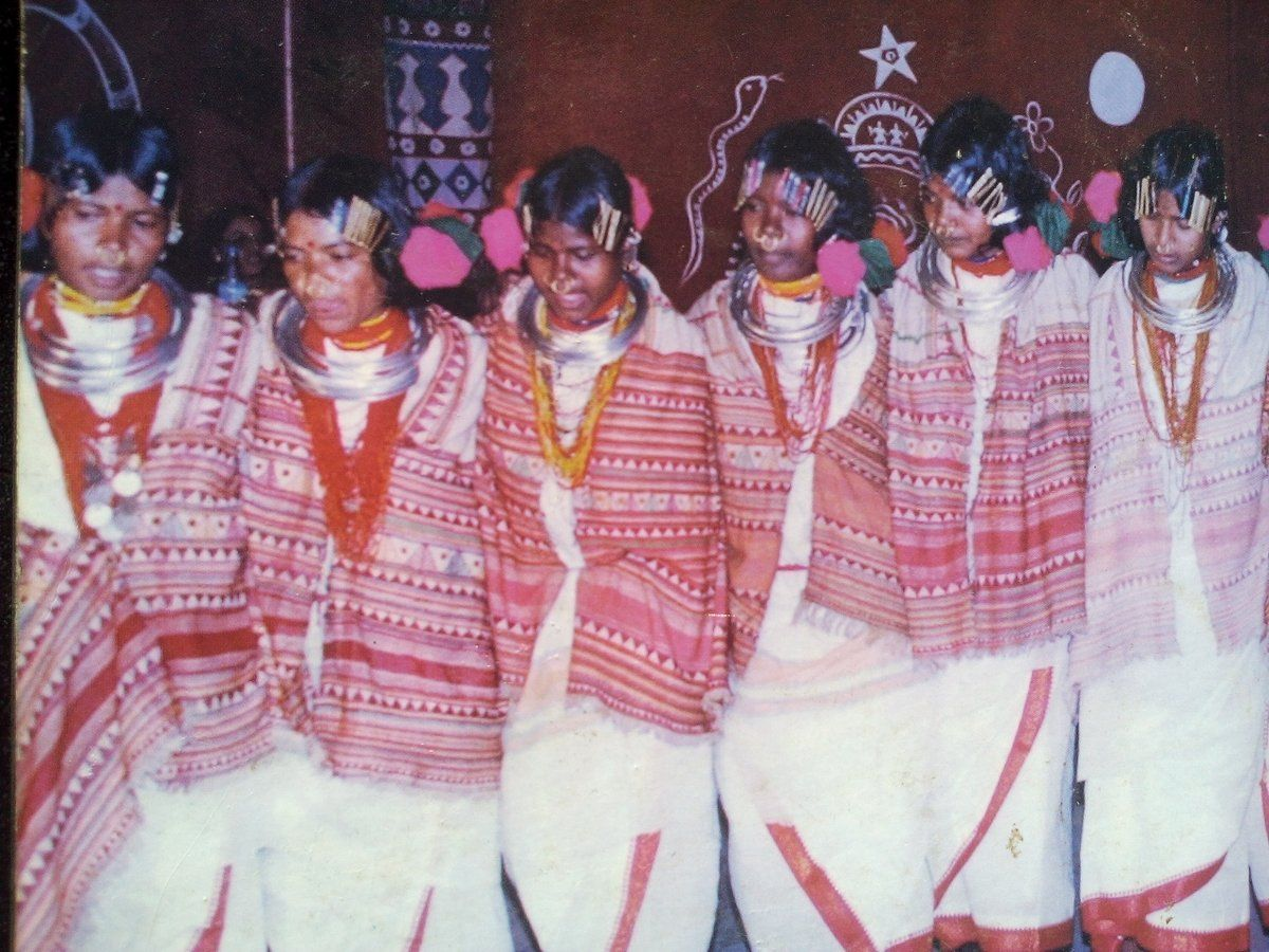 Primitive Tribes of Orissa and Their Development Strategies BBSRCAFE.
