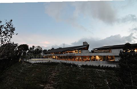 Secret Garden Village, Bali Andramatin Arsitek, Tropis