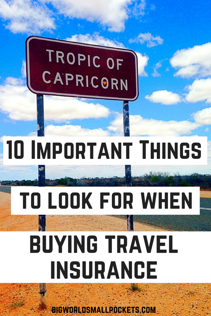 The 10 Essential Questions To Ask When Buying Your Travel