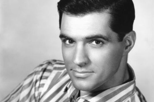"John Gavin~saw him in an old movie when I was a child, my first ""movie star crush""!"