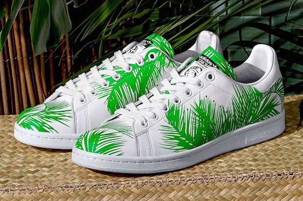 Les Stan Smith Pharrell Williams sont folles !   Sneakers
