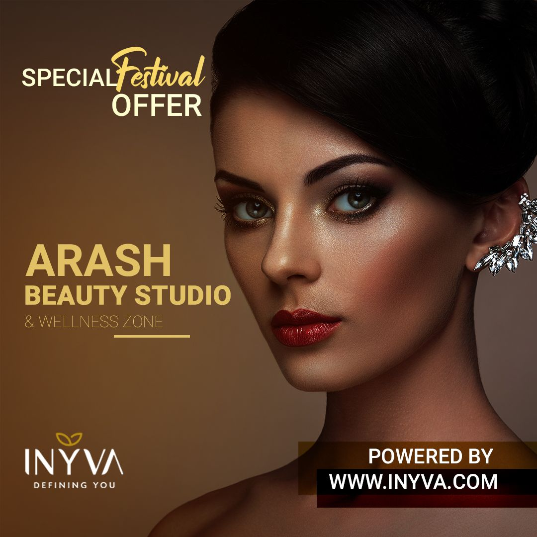 Arash Beauty Wellness Inyva Beauty Wellness Spa Salon Beauty Studio