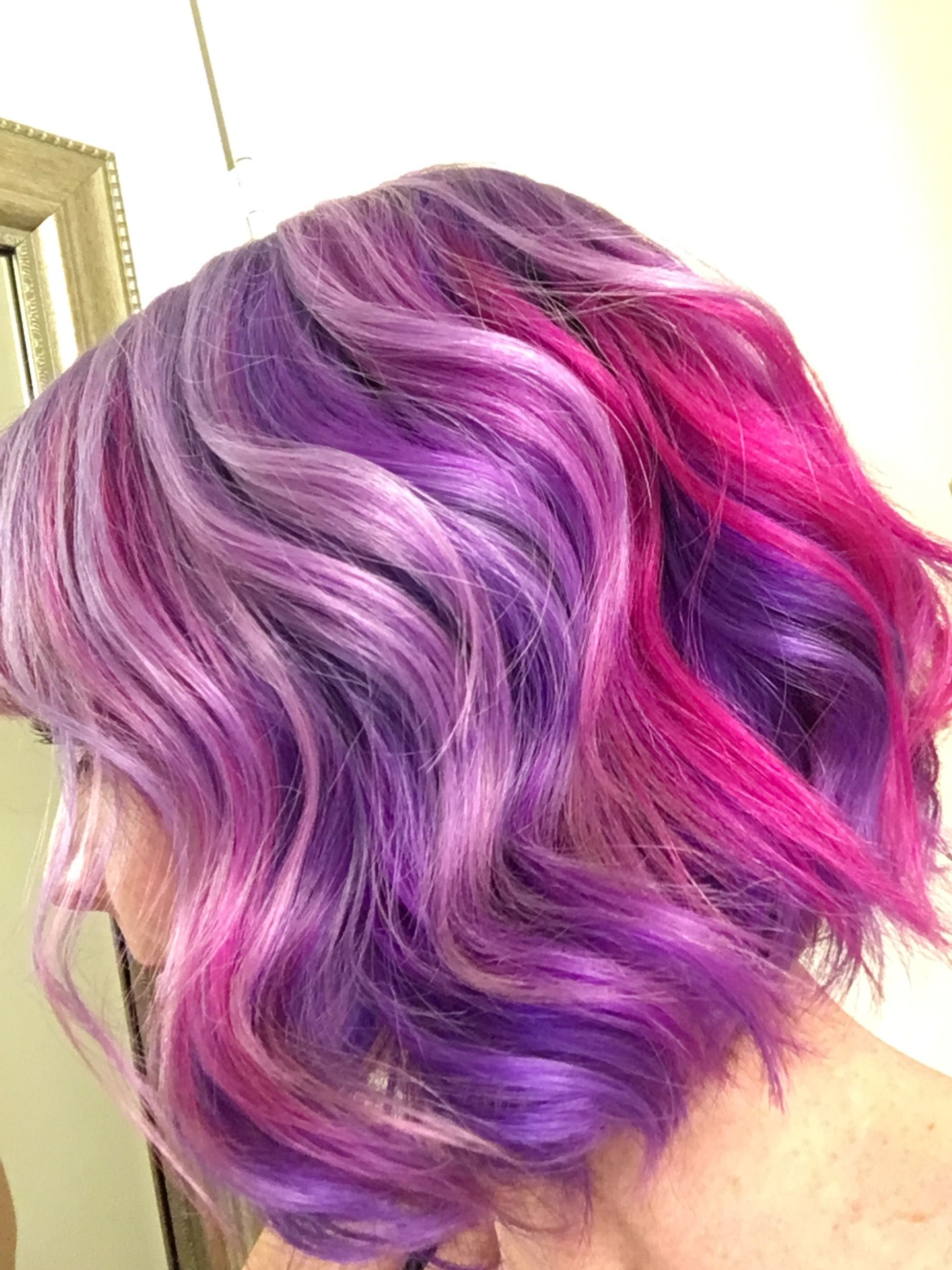 Pravana Vivid Hair Color By Arianna Genini