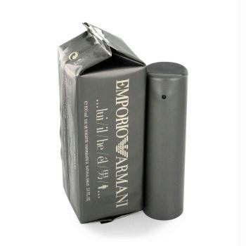 EMPORIO ARMANI by Giorgio Armani Eau De Toilette Spray 1.7 oz by Giorgio Armani. $51.41. This masculine scent possesses a blend of spices, vetiver and low undertones of aromatic woods and musk. It is recommended for daytime wear. Launched by the design house of giorgio armani in 1998, emporio armani is classified as a sharp, woody, mossy fragrance. Launched by the design house of Giorgio Armani in 1998 EMPORIO ARMANI is classified as a sharp woody mossy fragrance. This mascul...