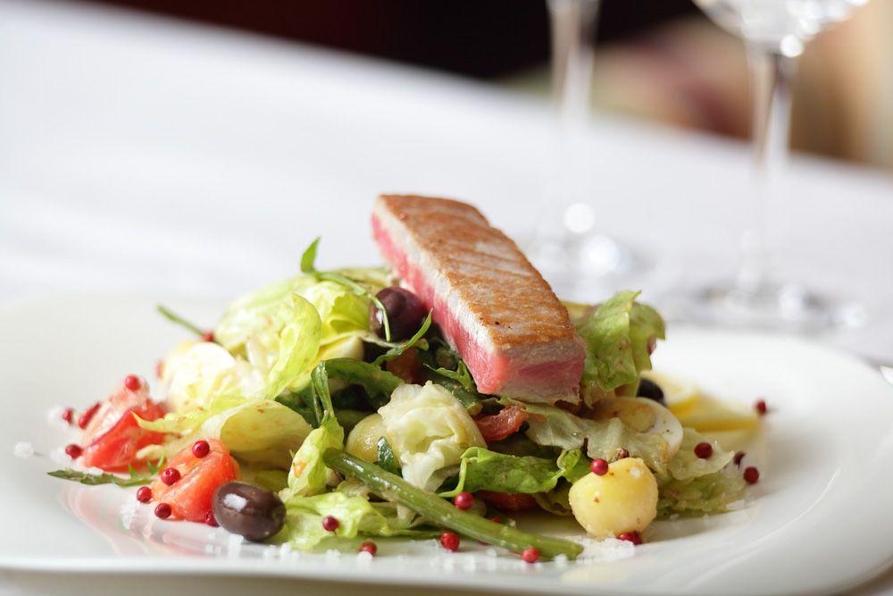 этих салаты ресторанного типа рецепты с фото содержит сведения