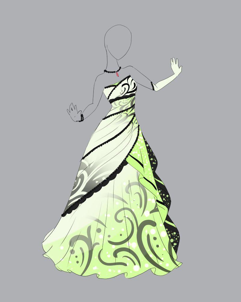 Fashion wedding dresses pinterest fashion drawings and oc