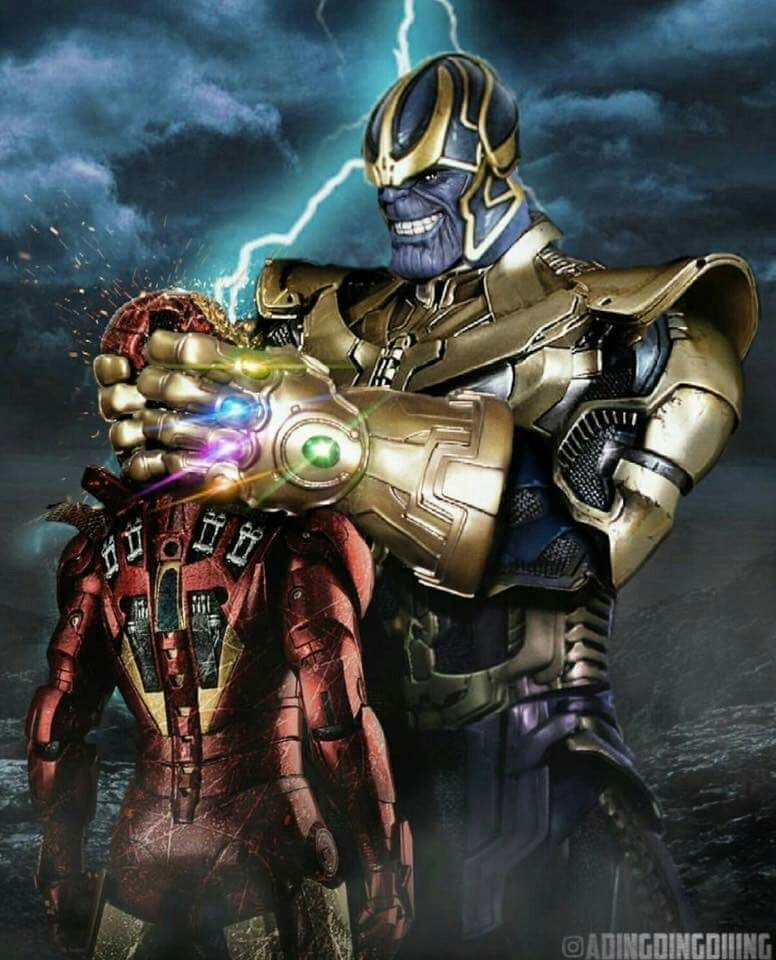 Wallpaper Thanos Guerra Infinita