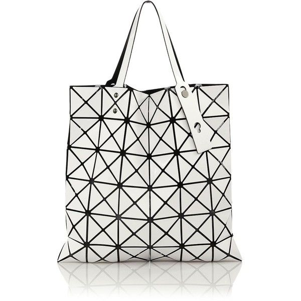 Bao Bao Issey Miyake Lucent Basic Faux Leather Tote ( 440) ❤ liked on  Polyvore 7026fb0f69ceb