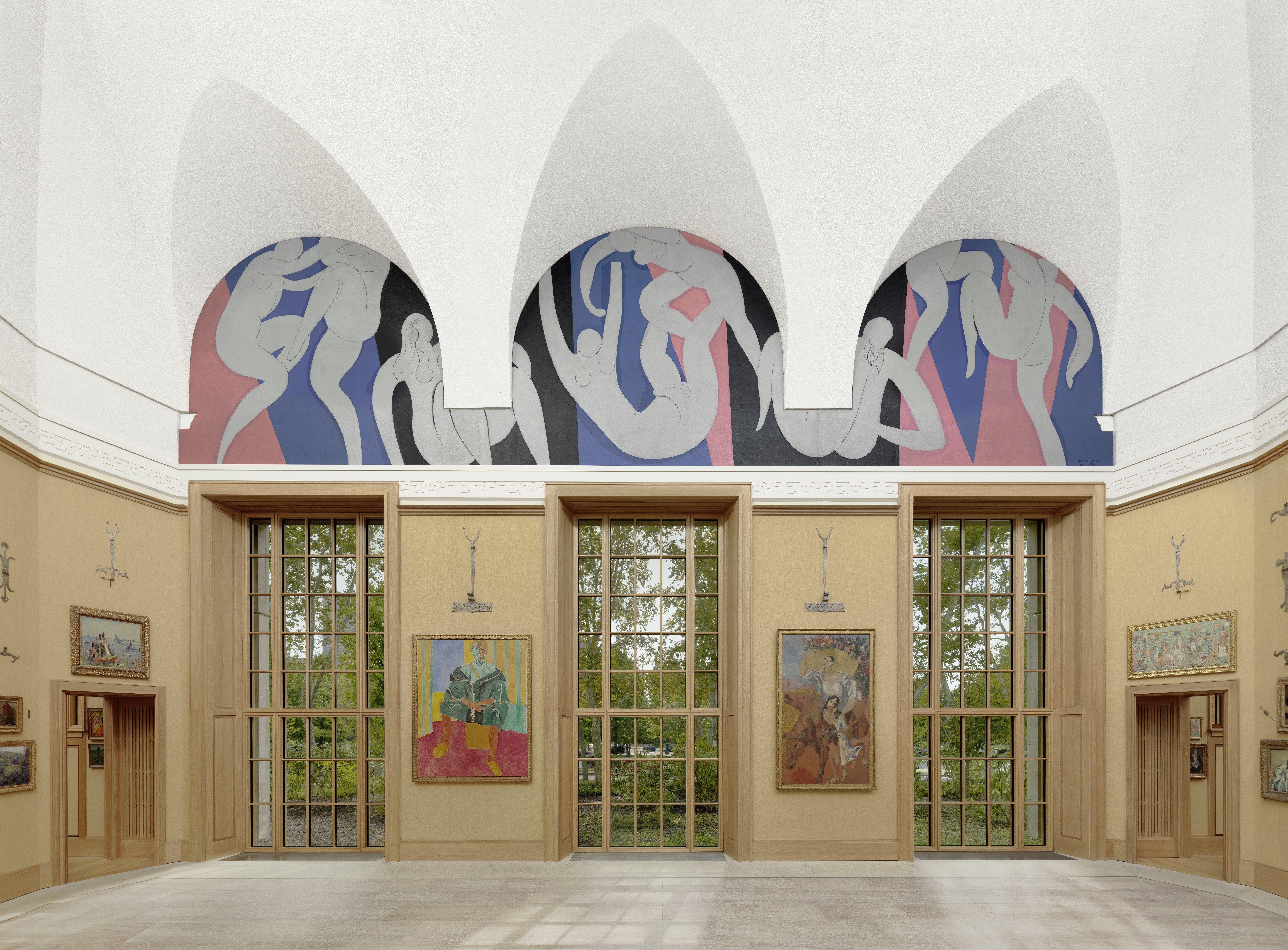 Henri Matisse S Beautiful Works At The Barnes Foundation Barnes Foundation Henri Matisse Albert Barnes