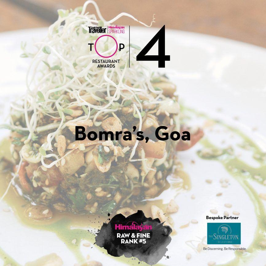 Revealed: India's 50 best restaurants | travelogue | India