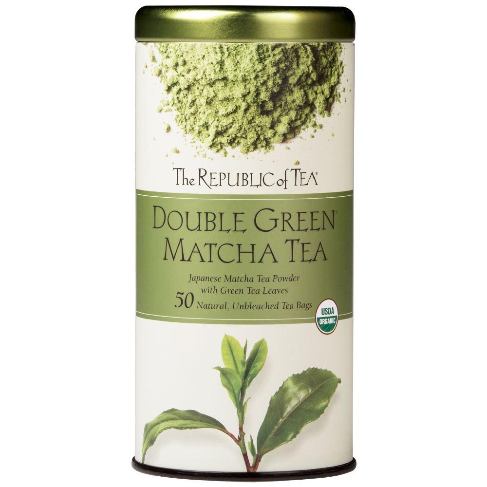Photo of Organic 100% Double Green® Matcha Tea Bags