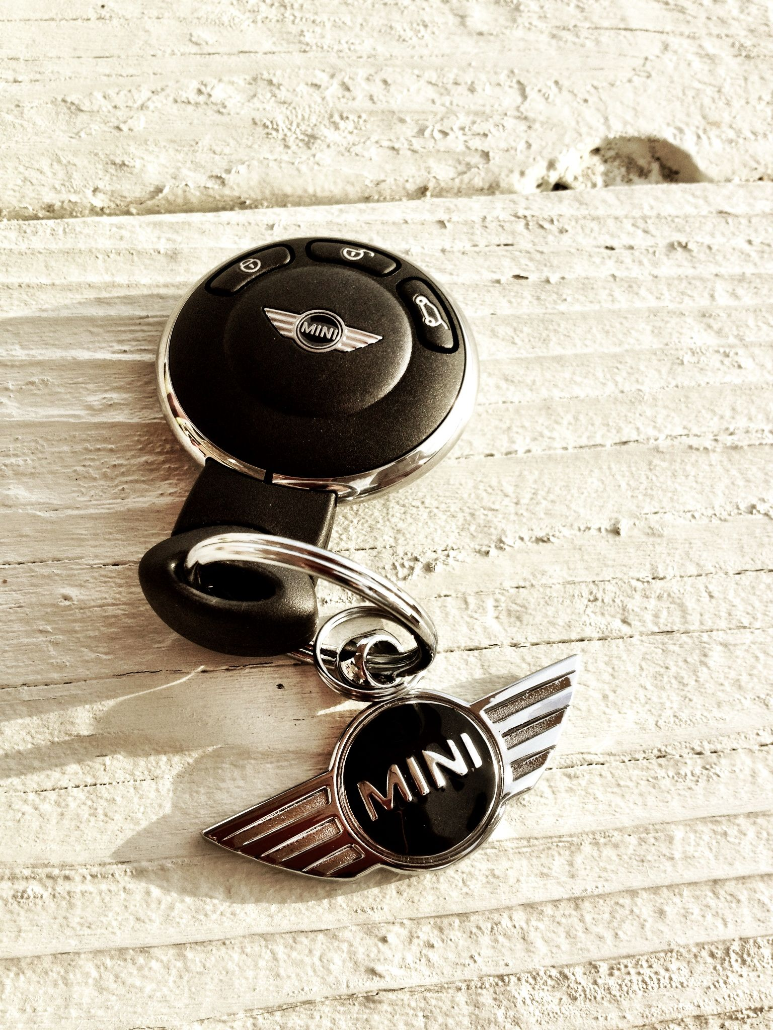 Mini Clubman Key Waiting For The Day I Find It In My Bag 3