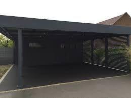 r sultat de recherche d 39 images pour carport bois 2 voitures toit plat pinterest. Black Bedroom Furniture Sets. Home Design Ideas
