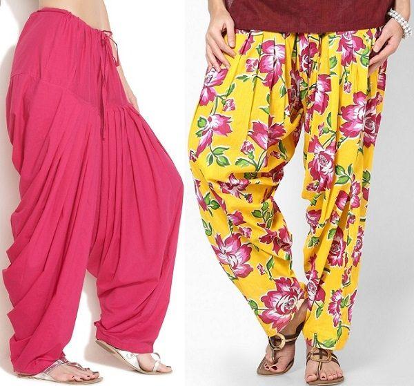 Summer favorite Patiala Pants