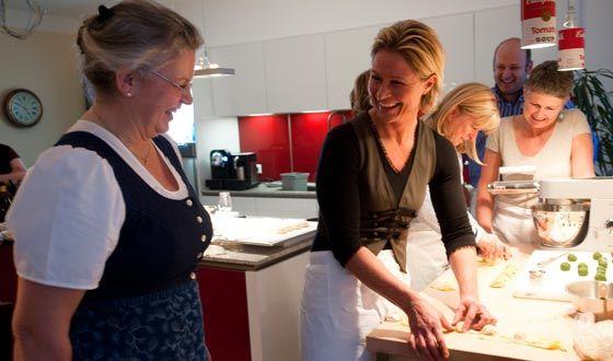 Kochseminar - cooking course