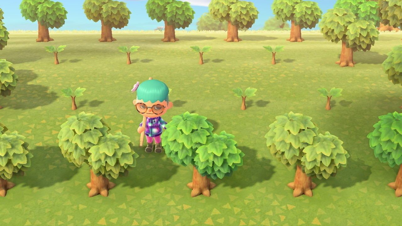 Organize Your Trees Into Orchards For Easier Farming Grow Animals Animal Crossing New Animal Crossing