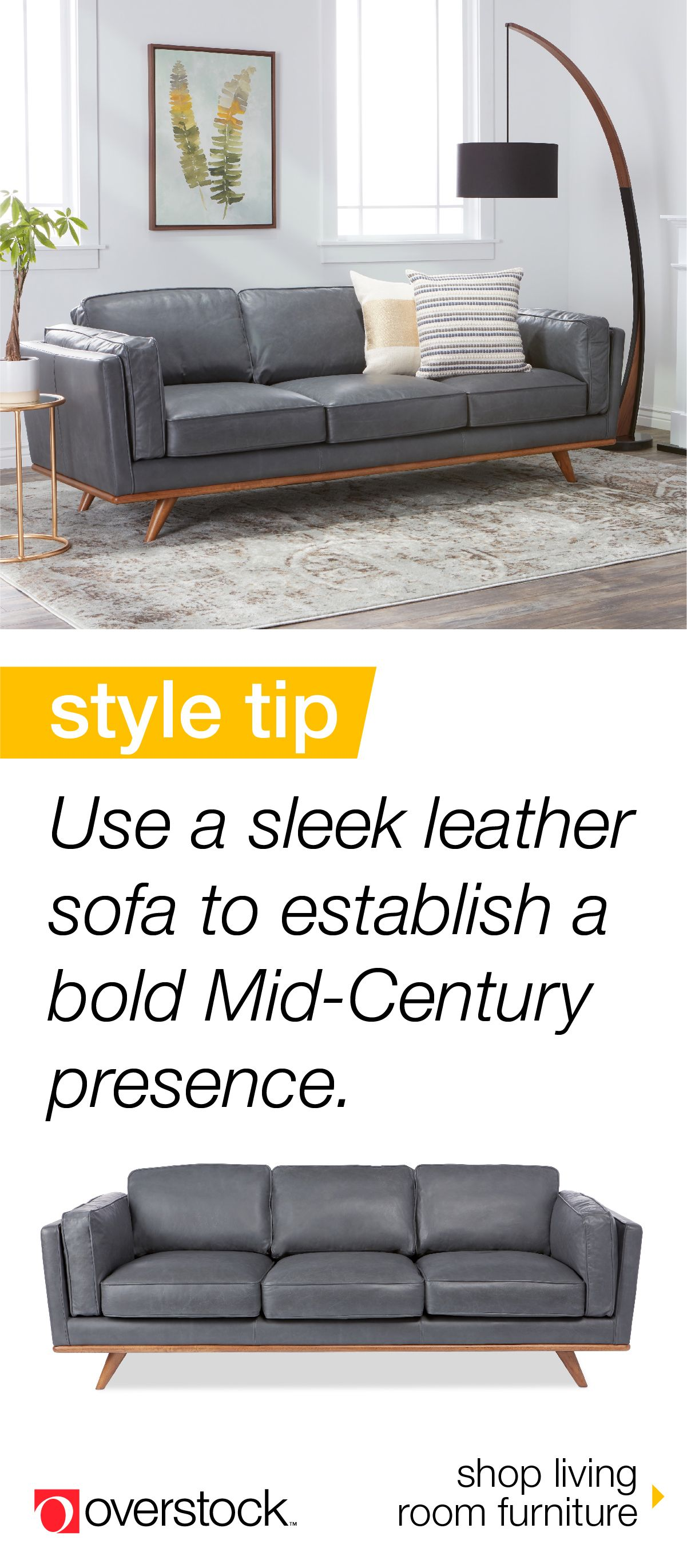 Find the perfect sofa for your space at Overstock.com. Shop our ...