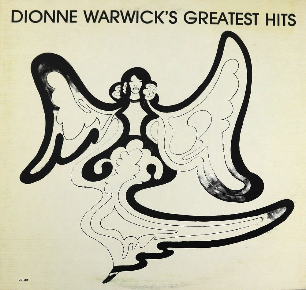 Dionne Warwick Greatest Hits Vinyl Lp Compilation Funk Soul Music Scepter Rare Funksoul1960s1970s Soul Music Greatest Hits Vinyl