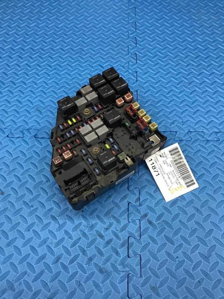 GM Cadillac Part STS Wire Wiring Junction Fuse Block Relay Panel Box ...