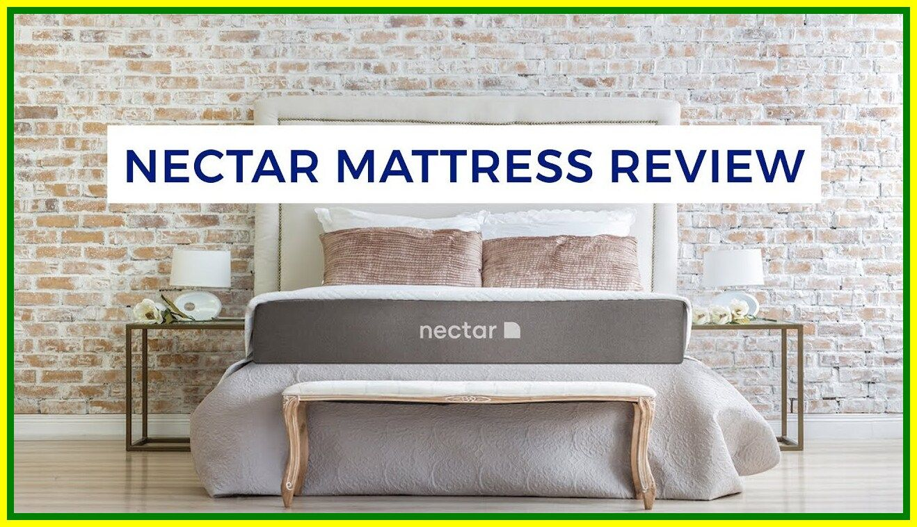 125 reference of mattress Nectar bed frame in 2020 Bed