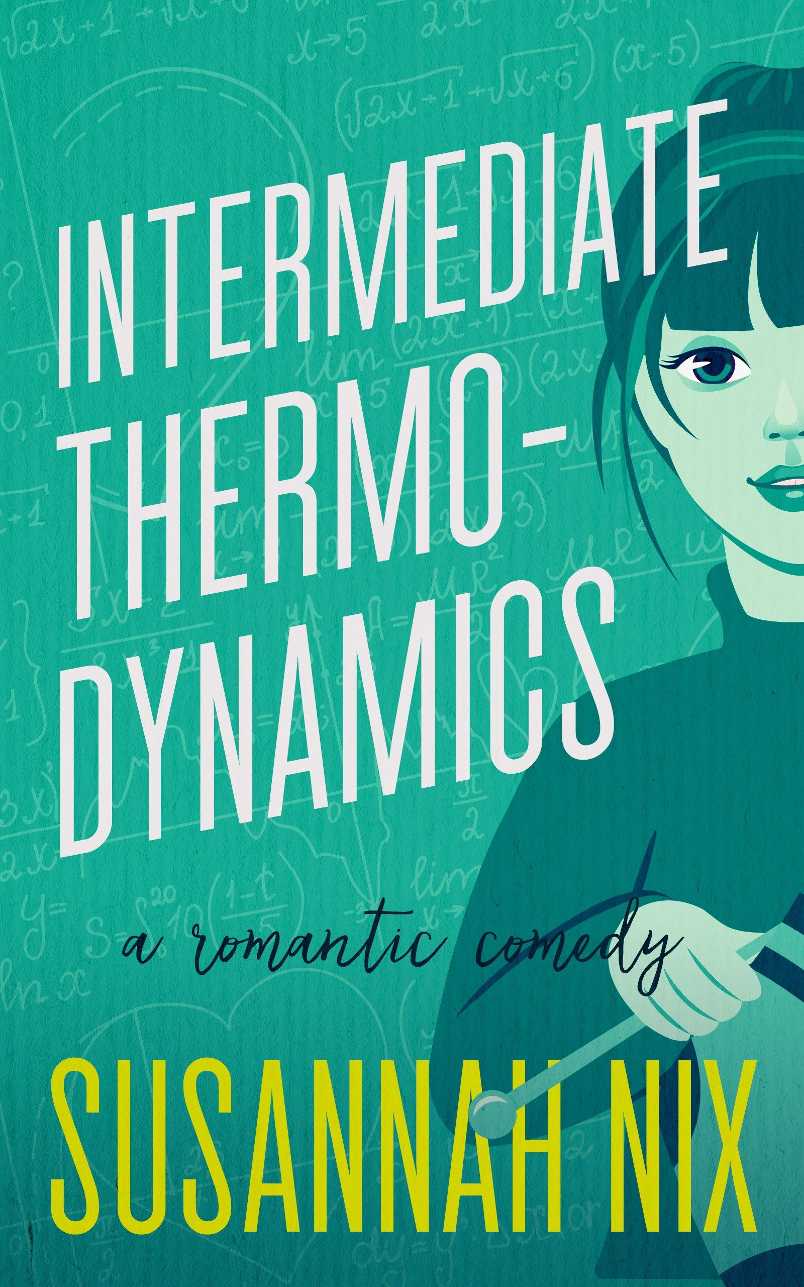 Feature – Intermediate Thermodynamics by Susannah Nix | Book