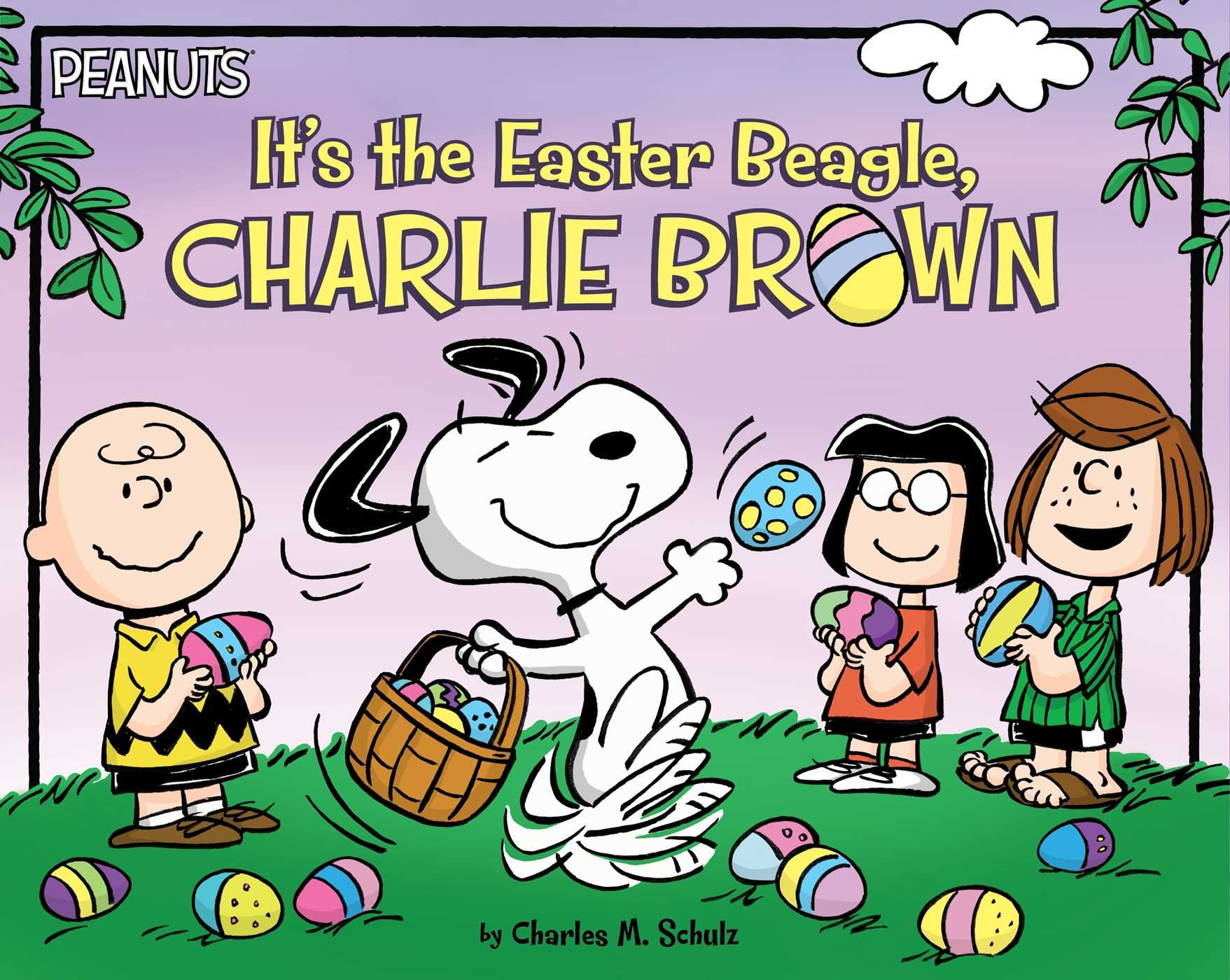 It S The Easter Beagle Charlie Brown Walmart Com Charlie