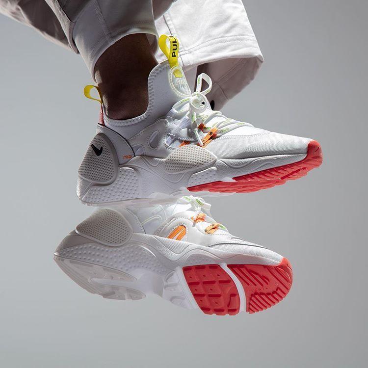 Nike x Heron Preston Air Huarache E.D.G.E. will be available