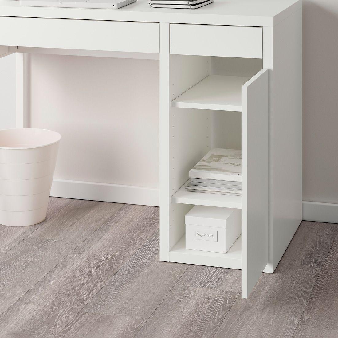 Micke Desk White 41 3 8x19 5 8 Add To Cart Ikea In 2020 Micke Schreibtisch Schreibtisch Fur Schlafzimmer Schreibtisch Weiss