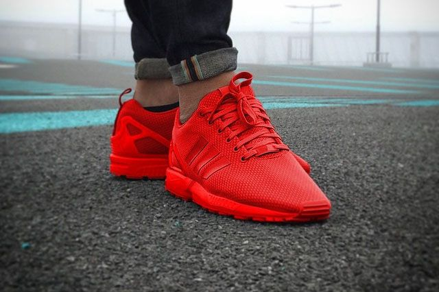 zx flux red