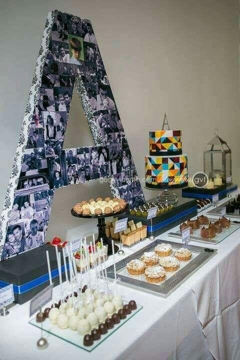 Fiestas Tema 50 Anos Cumpleanos De Adultos Fiestas De Adultos