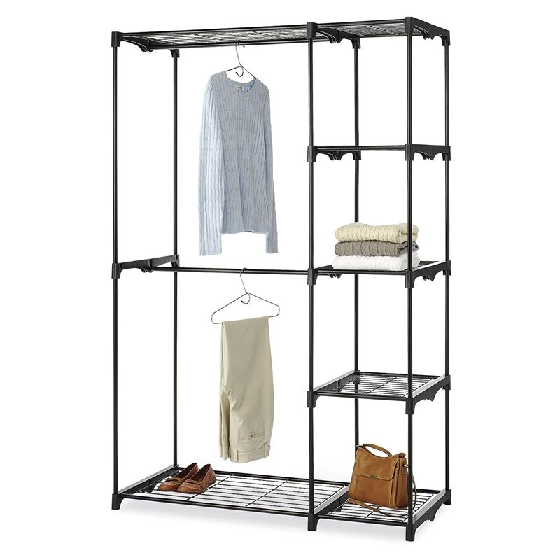 Wonderful Find Whitmor Deluxe Double Rod Closet At Bunnings Warehouse. Visit Your  Local Store For The