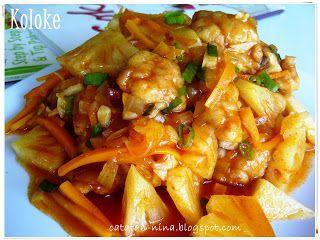 Catatan Nina Koloke Resep Masakan Resep Makanan Resep Masakan Indonesia